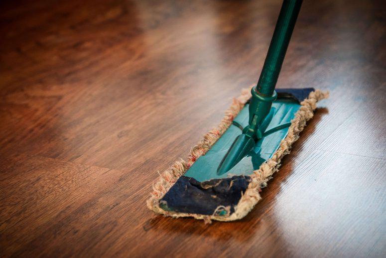 vloer onderhoud vervacork Roeselare